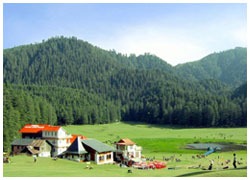Dalhousie Khajjiar-Dharamshala Hill Stations Tour Package