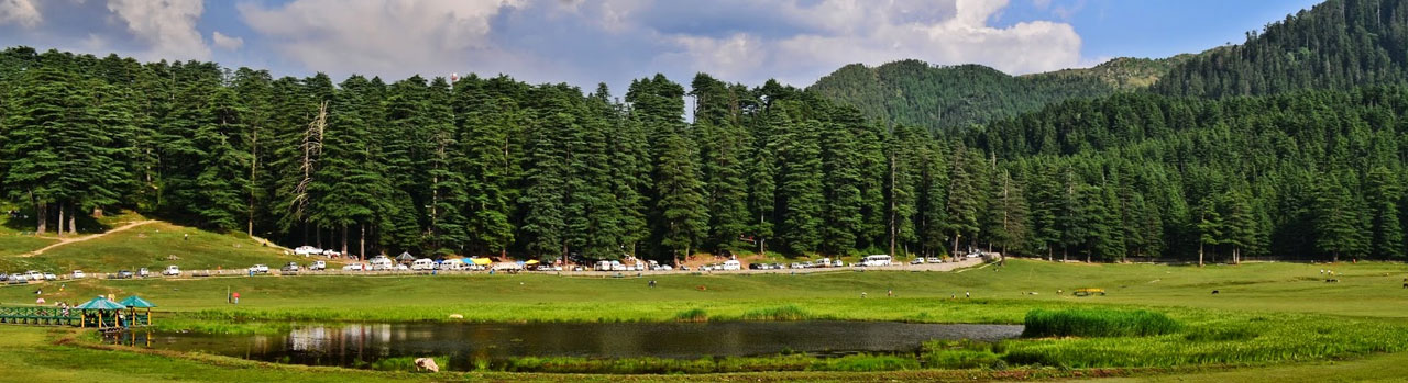 Beautiful Khajjiar Lake Tour Packages-Dalhousie Khajjiar Tour Packages