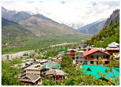 Kullu Manali Tour Packages from Indore