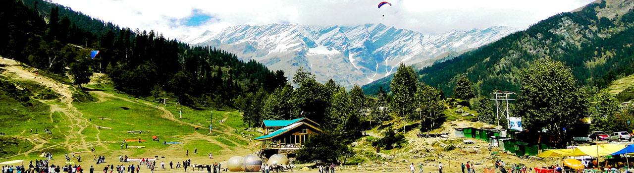 Solang Valley Tourism Place in Manali