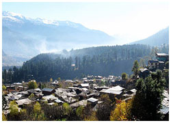 Jibhi-An unexplored heaven in the himalayas