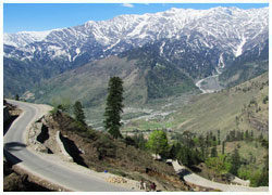 Manali Tour Packages from Hyderabad