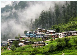 Manali tour package from Bhopal