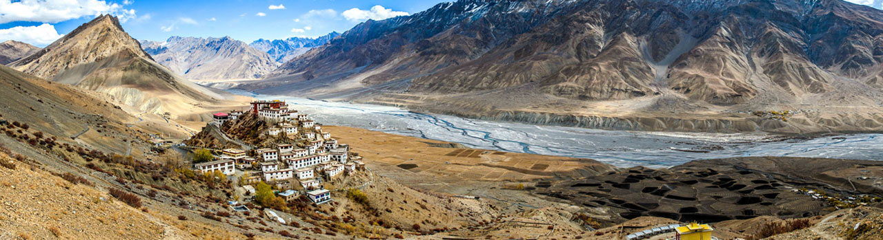 Tribal Lahaul Spiti Valley Tour Package