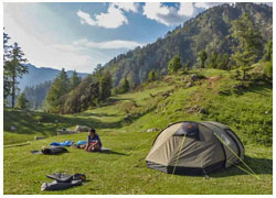 Best Places for Camping in Manali
