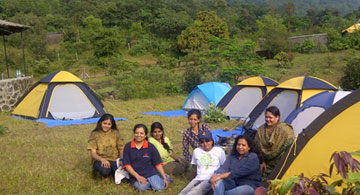 Camping Holiday Tour Package-Camping Tours Camps in himachal